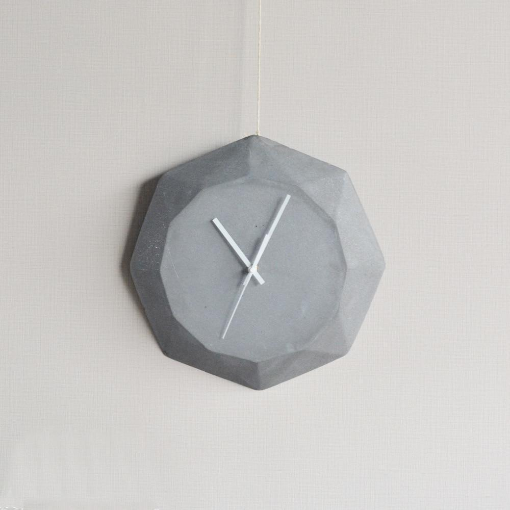 Diamond by Ciara Wall Clock