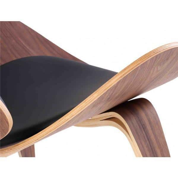 Lucetta Legend by Hannes Malmström / Legged Shell Chair Chair
