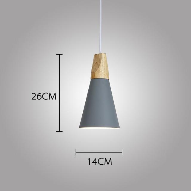 LUST Pedant Lamp Pendant Light Lunar gray / Ø14cm