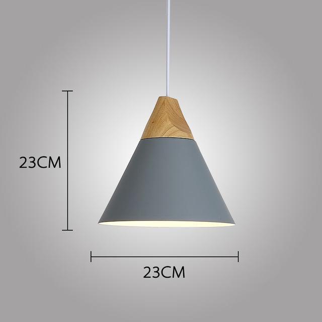 LUST Pedant Lamp Pendant Light Lunar gray / Ø23cm
