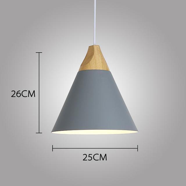LUST Pedant Lamp Pendant Light Lunar gray / Ø25cm