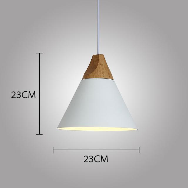 LUST Pedant Lamp Pendant Light Lunar white / Ø23cm