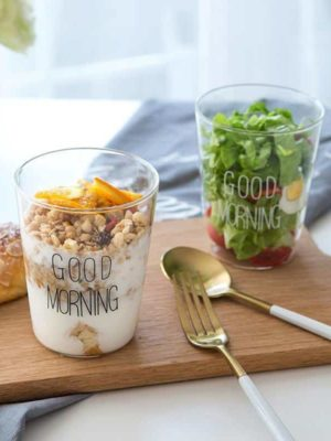 Dylan / Good Morning Glass 350ml /2pcs