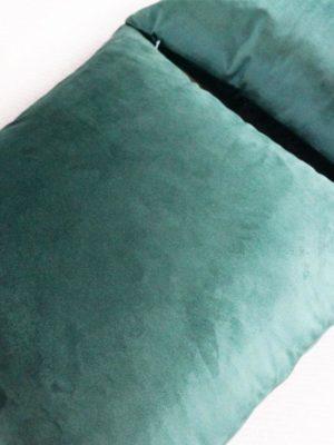Emerald Green Luxe Pillowcase