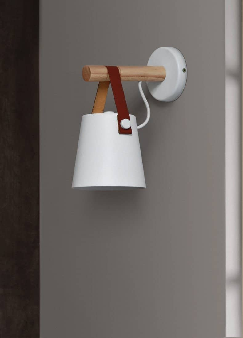 Munich Keep Calm Spot Wall Light