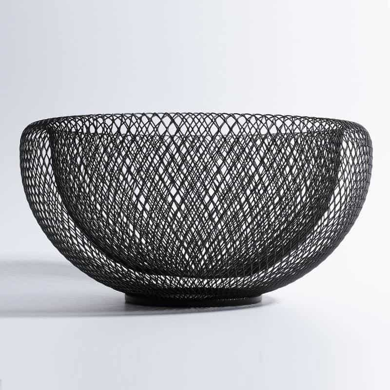 Dominique by Frederick Vaux Storage Baskets unique and elegant Basket