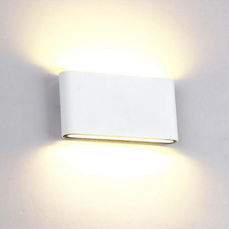 VERONICA Big Light Wall Lamp - Artist Design Pearl white / 12W / Cool white