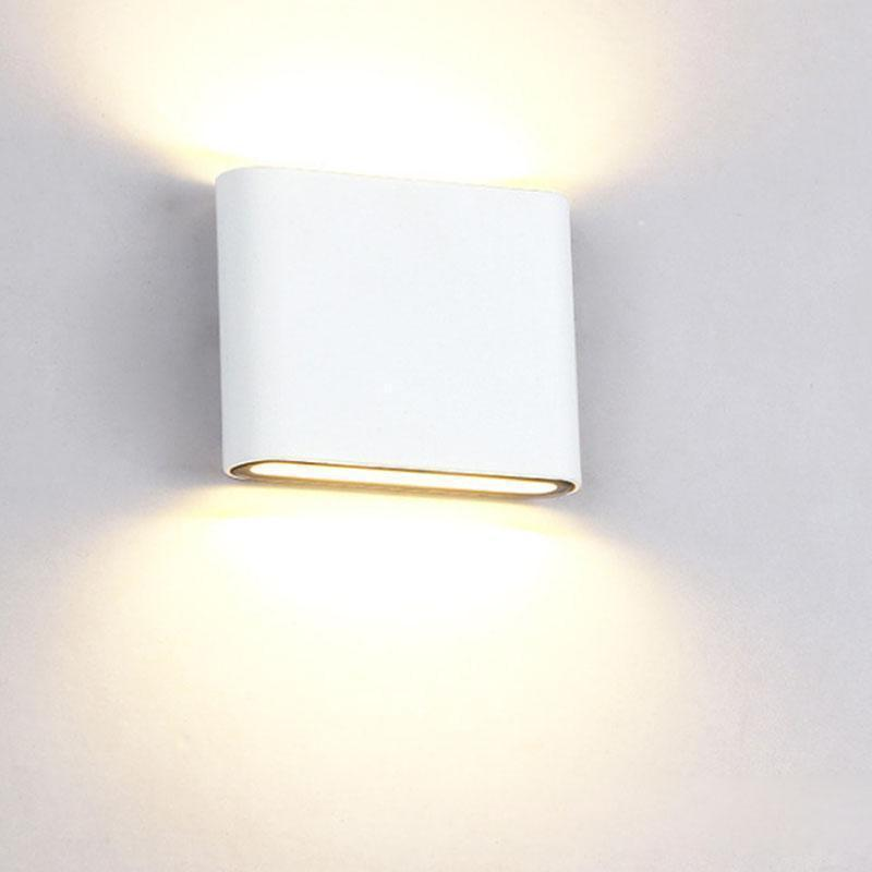 VERONICA Big Light Wall Lamp - Artist Design Pearl white / 6W / Cool white