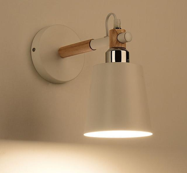 Utan Candle Droplight Wall Lamp Wall lamp Perfect white