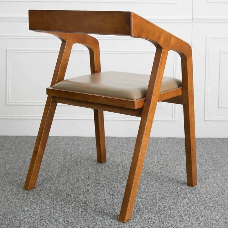 Livia by Marc Kandel Wood Chair