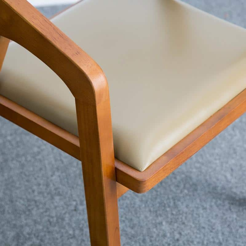 Livia by Marc Kandel Wood Chair Chair