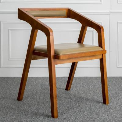 Livia by Marc Kandel Wood Chair Chair Default Title