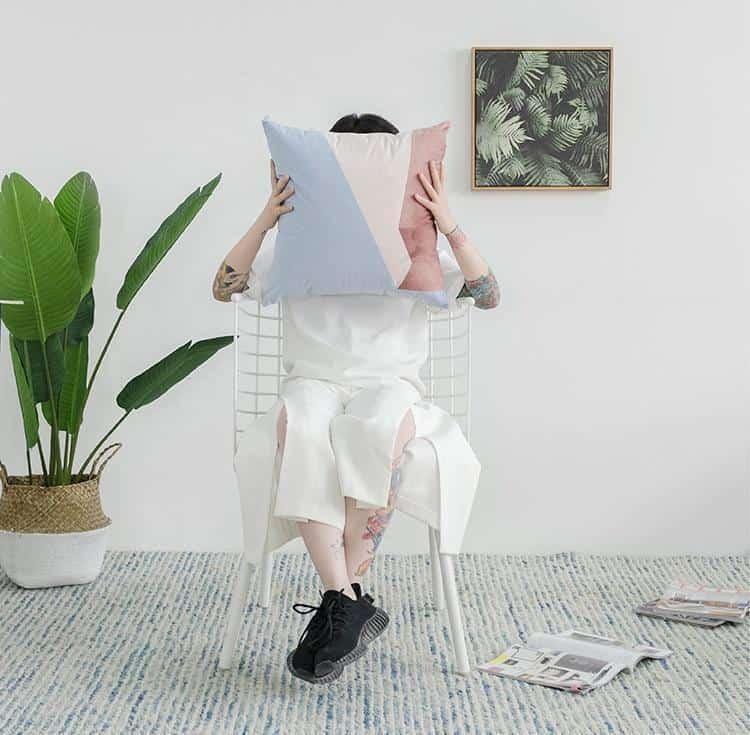 Framezoga White Chair Chair