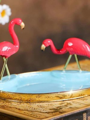 Söderholm Rainflamingo Jewelry Tray