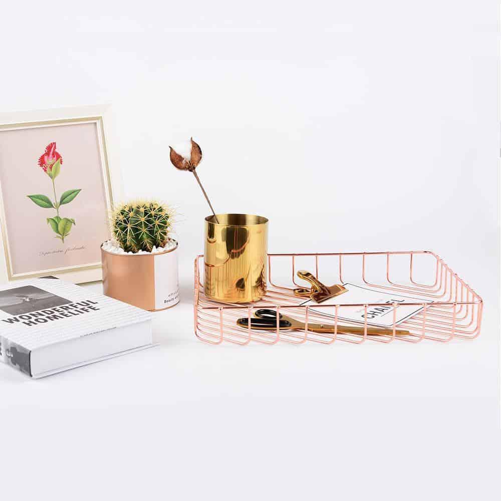 Aurora Island by Jasmine Bergmann Storage/Basket
