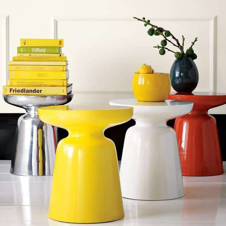 Wenddy by Olivier Cimber Stool Stool
