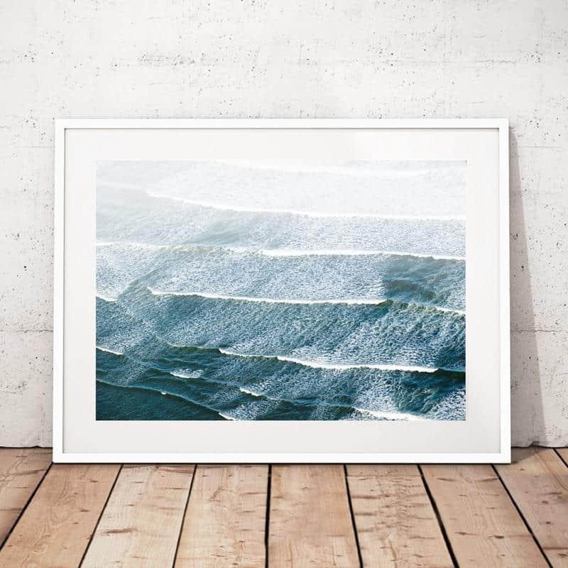 Söderlund Sea View Canvas print - Wall Art