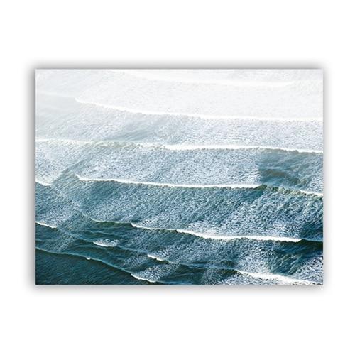 Söderlund Sea View Canvas print - Wall Art 50x70cm