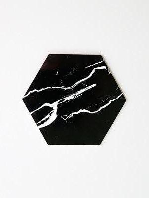 Macey by Nina Haltiner Coaster