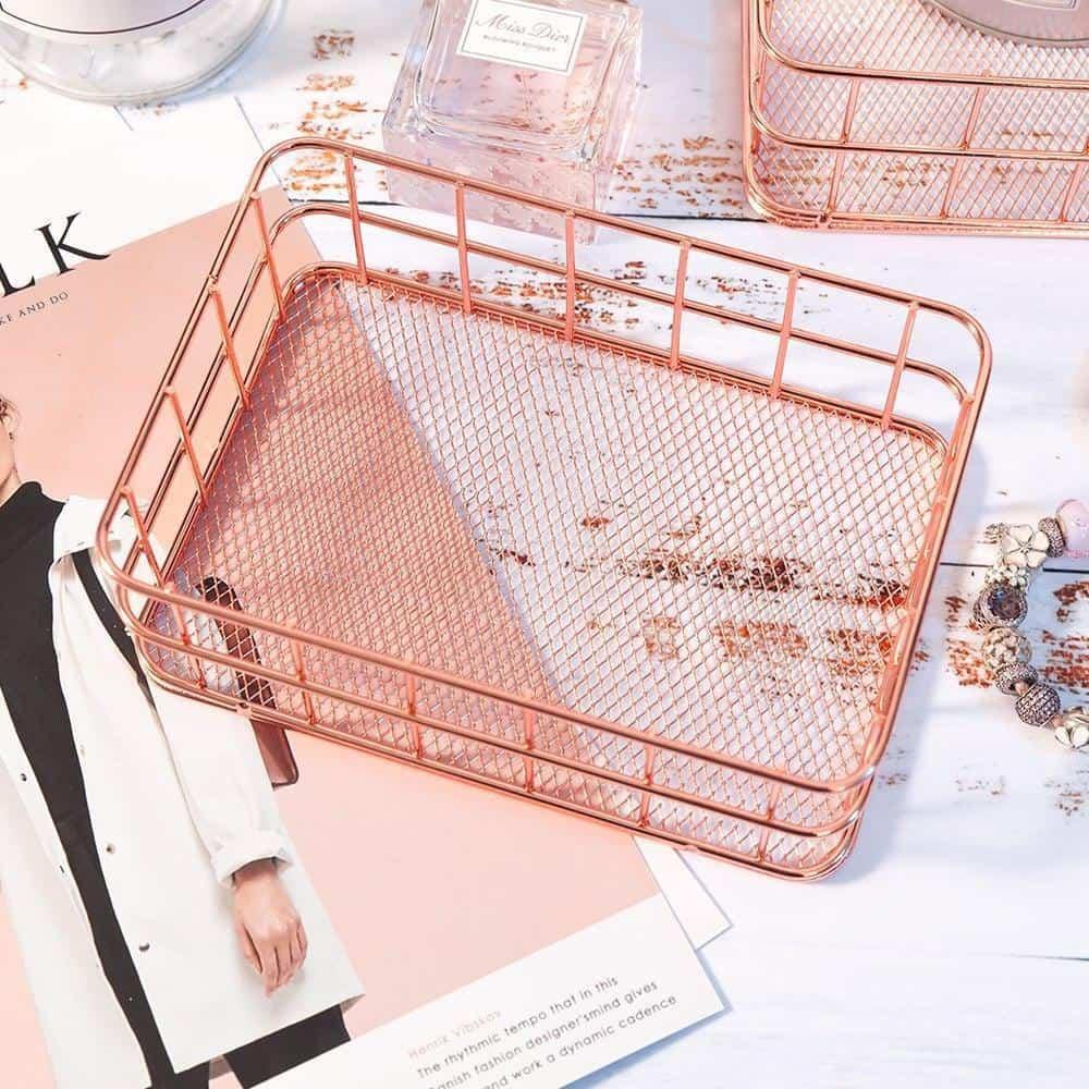 Lottie Storage Basket by Frederick Vaux Basket