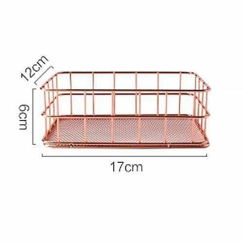 Lottie Storage Basket by Frederick Vaux Basket Medium