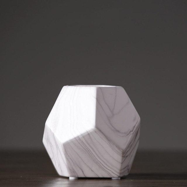 Marble Geometrik by Henry Jacobsson Vase Vase Geometrik M