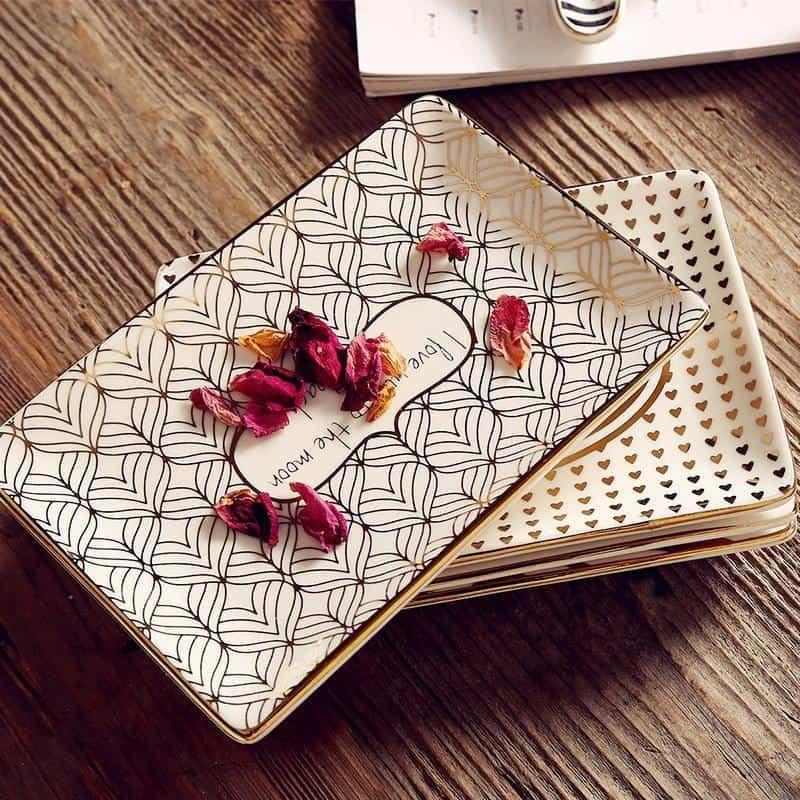 Gorgeousiela Gortwinkle Plate/Decorative Tray Tray