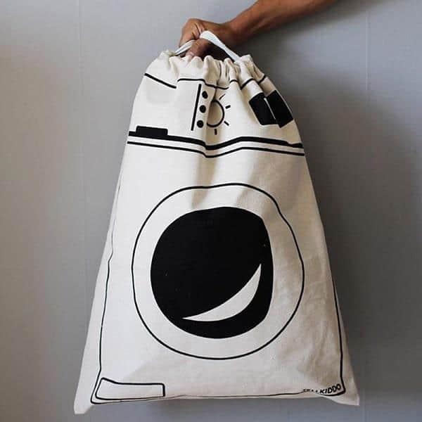 Wabroom Washden Storage Bags/Organizer unique and elegant Storage bag washing machine