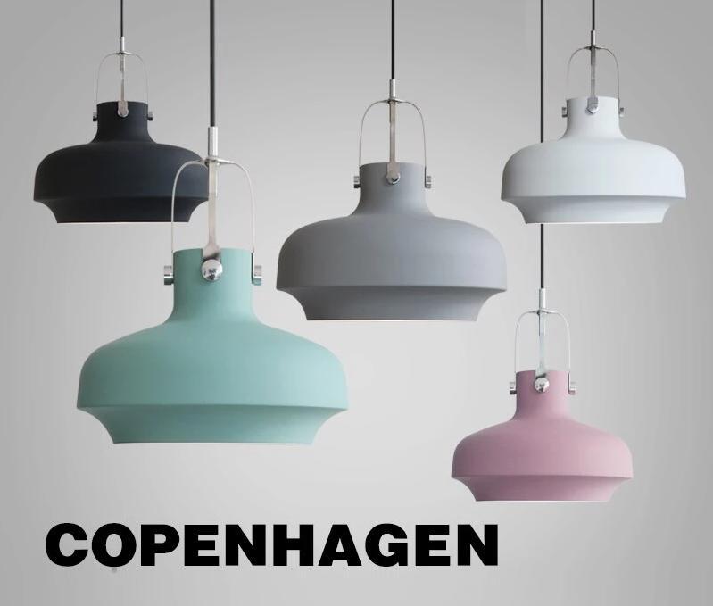 Nordic Aura Pendant Light