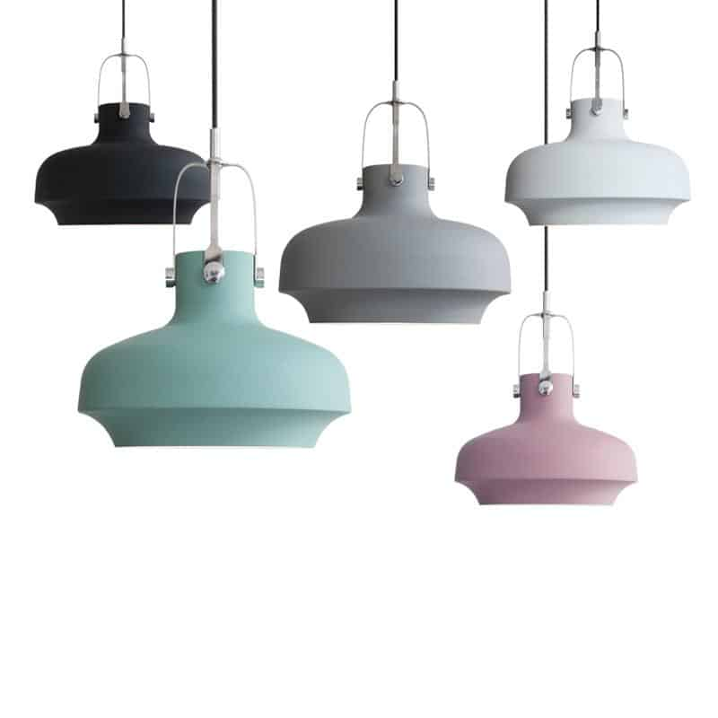 Nordic Aura Pendant Light Pendant lighting White / 35cm