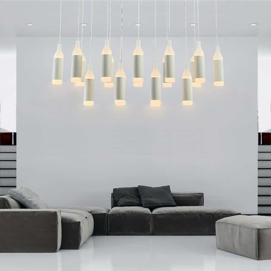 Pipe Rocklight LED Kitchen Island Pendant Lighting Pendant lighting