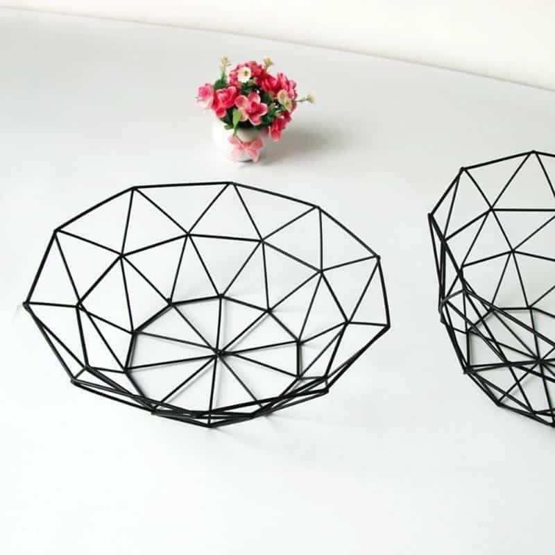 Rottogeometry by Frederick Vaux / Storage Baskets