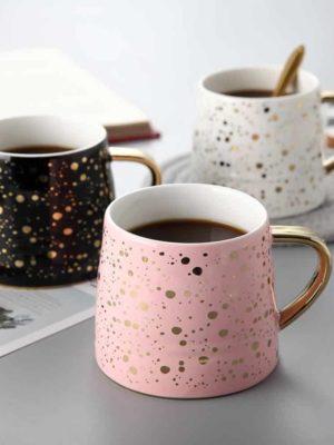Jasmine Ceramic Mug