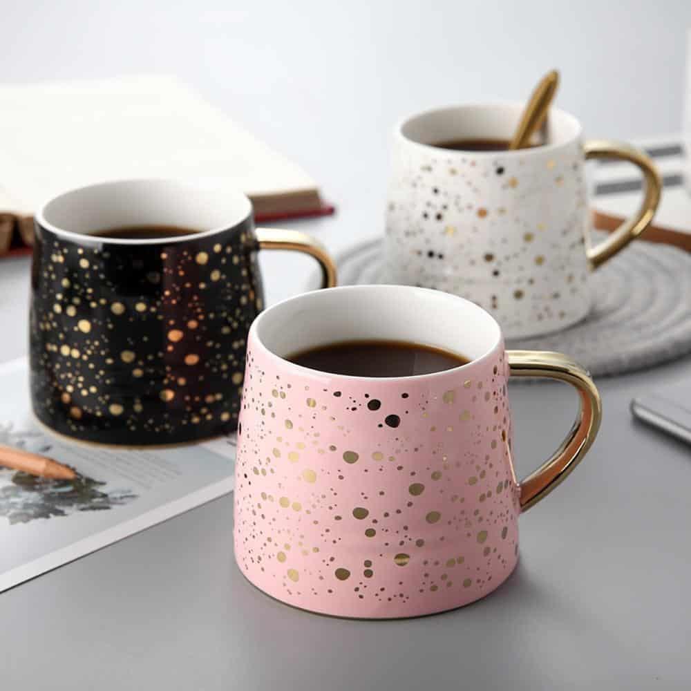 Jasmine Ceramic Mug Mug