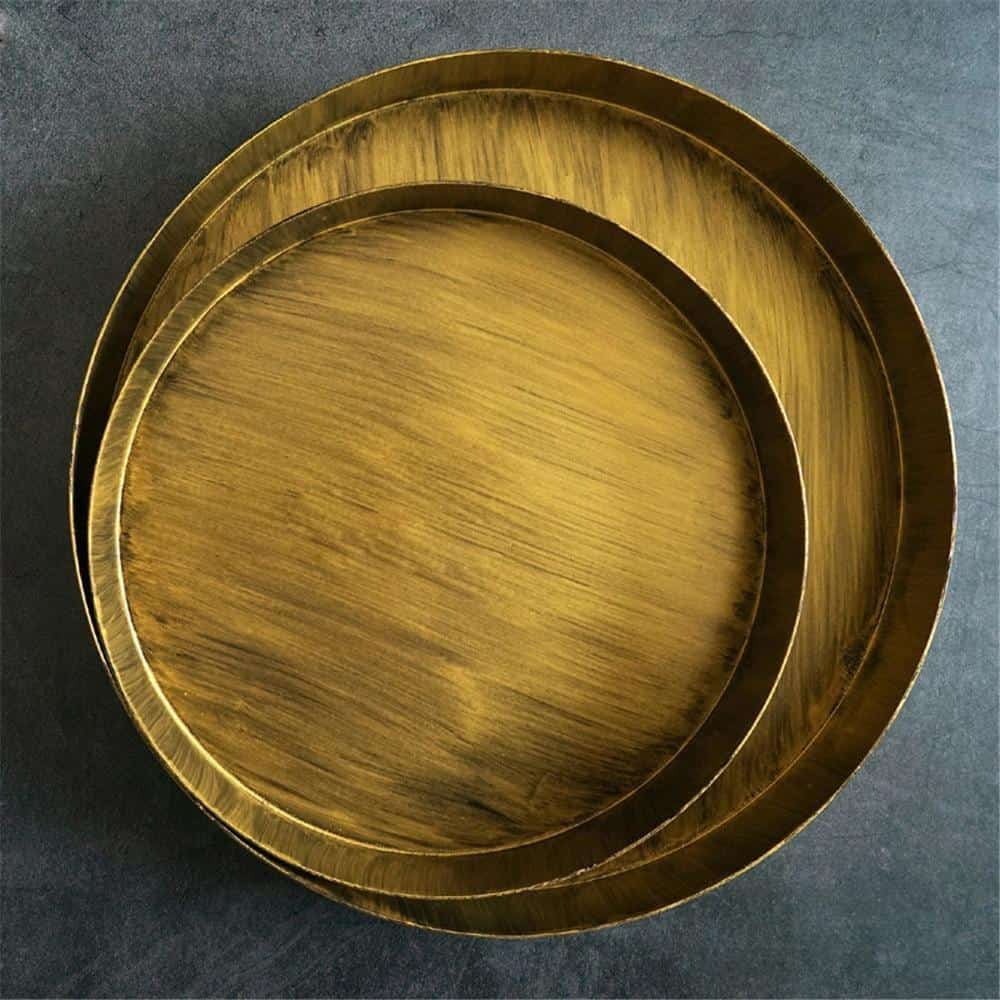 Frederick Chic Tray / Metal