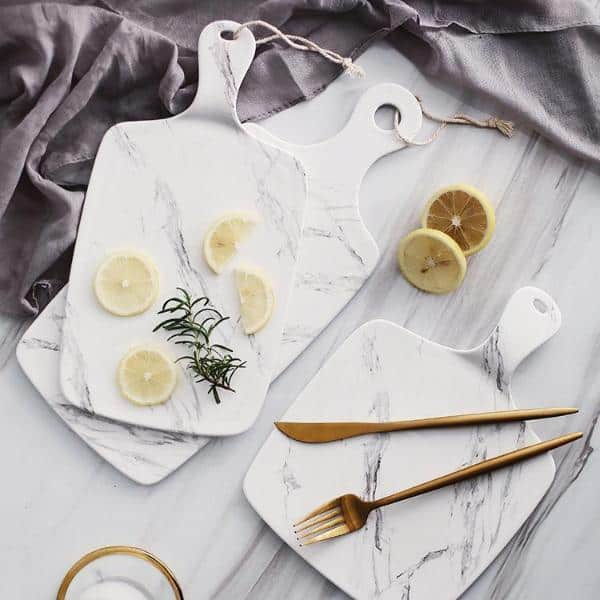 Fantaisie by Kynlee Hobbs Plate/Tray unique and elegant Tray
