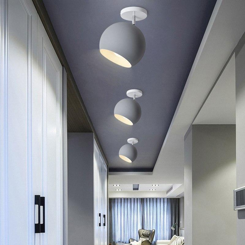 Scandinavia Personality Entrance Lamp Wall lamp