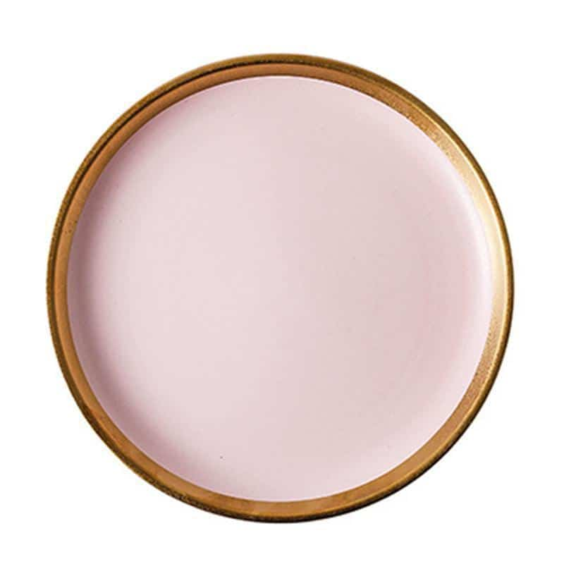Fabienne Powder Collection Plate/Tray unique and elegant Plates