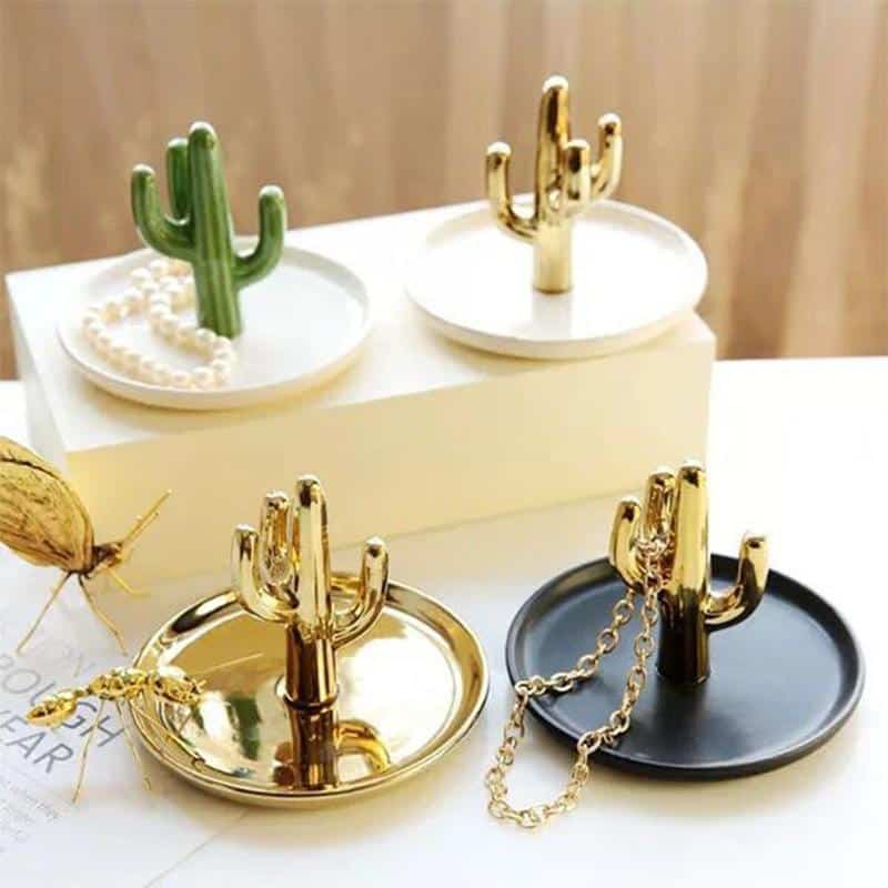 Cactula Capa Jewelery Organizer/Ring Holder