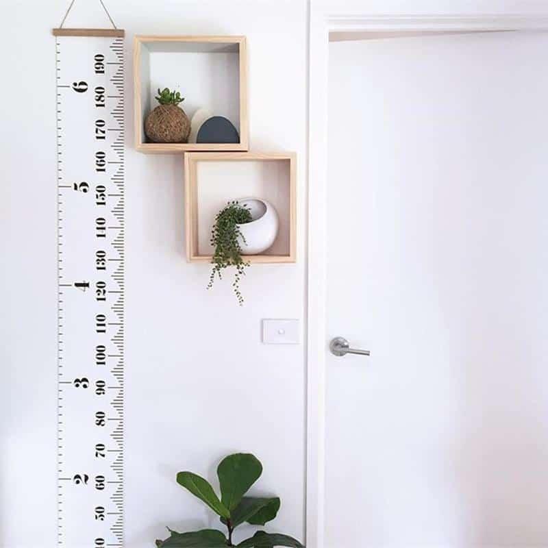 Ruler-in-the-Room Height Ruler