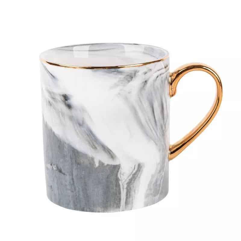 Benjamin by Una Hubmann Porcelain Mug