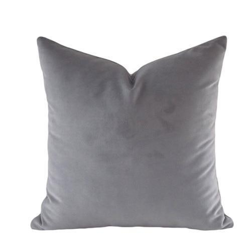 Pablo Earth Celiné Cushion Pillow Dark Grey / 30x50cm