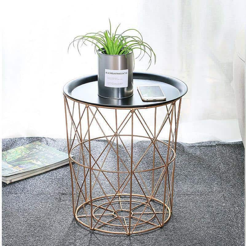 Spider by Paula Talbot Storage/Table