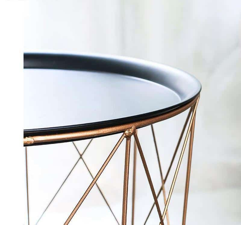 Spider by Paula Talbot Storage/Table Table