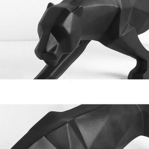 Pantherallopa by Viviana Johnsson Sculpture/Decorative Sculpture