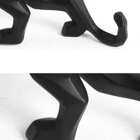 Pantherallopa by Viviana Johnsson Sculpture/Decorative