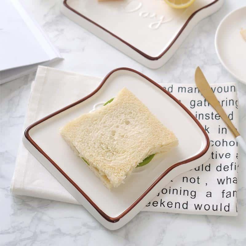 Renard Adorable Toast Plate Plates