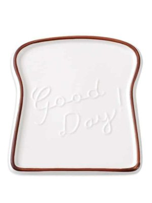 Renard Adorable Toast Plate