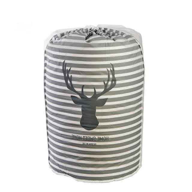 Boxed by Wabroom / storage bag unique and elegant Basket Elk
