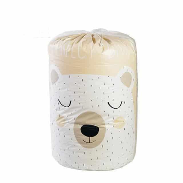 Boxed by Wabroom / storage bag unique and elegant Basket Bear